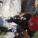 Campenave, masso si stacca e ferisce escursionista durante l'arrampicata