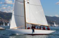 Barche d'epoca - Costruita a Voltri, nel 1935, la barca che ha vinto la Barcolana