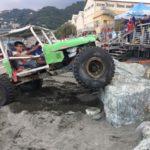 Voltri – Nel week end torna il raduno di fuoristrada sulla spiaggia