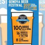 Genova Beer Festival, oltre 100 birre alla spina a Villa Bombrini