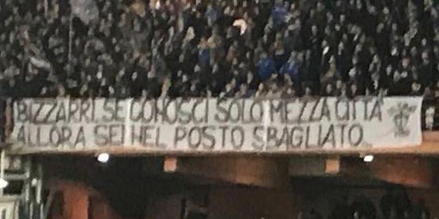 Bizzari: 'A Genova una sola squadra', la Samp replica