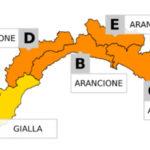 Maltempo in Liguria – Il peggio è passato ma l'allerta resta sino alle 21