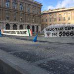 Sciopero dei Taxi anche in Liguria