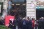 Fuga di gas in via Buffa a Voltri, operai rompono un tubo durante la stesura delle fibre ottiche