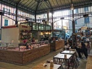 Al Mercato del Carmine week end tra musica e cibo