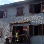 Incendio in una abitazione a Beverino