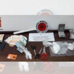 Spaccia droga nel ponente genovese: arrestato 53enne