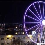 Genova – Inaugura la ruota panoramica del Porto Antico