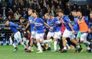 Calcio - Samp-Juventus 3-2, Zapata sempre più leader