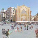 Pedonalizzazione di piazza Sarzano, ecco come cambierà la zona