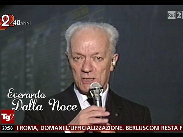 Everardo Dalla Noce, morto giornalista e radiocronista della Rai