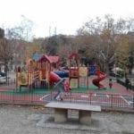 Nuova pavimentazione, all'Acquasola riapre l'area giochi