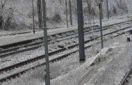 Maltempo in Liguria - Traffico ferroviario ancora critico