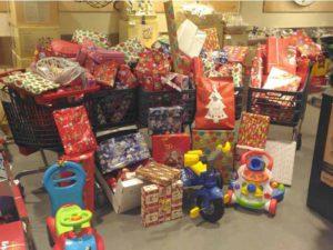 Miracolo di Natale a Sanremo - Cittadini e commercianti ricomprano i doni rubati