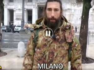 Striscia la Notizia, nuova aggressione a Palermo a Vittorio Brumotti