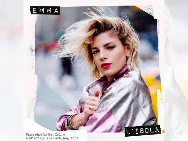 Emma annuncia a sorpresa il suo nuovo album, Essere Qui
