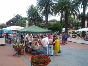 Sanremo, torna il mercato antiquario