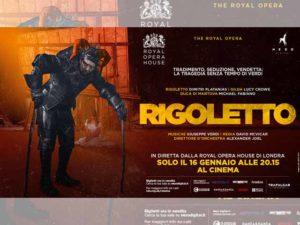 All'UCI Cinema prosegue la stagione della Royal Opera House con il Rigoletto
