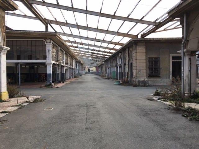 Ex mercato di corso Sardegna - Arriva un centro commerciale e scattano le proteste