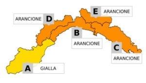 Allerta neve sino alle 15 in Liguria - Scuole chiuse a Genova e problemi soprattutto per il ghiaccio