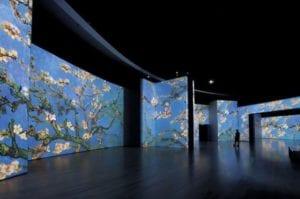 Van Gogh Alive - The Experience, la mostra multimediale arriva a Genova