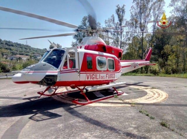Cinque Terre - Turista tedesca soccorsa per un malore sul sentiero tra Bonassola e Framura