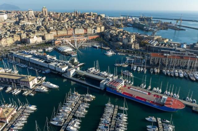 5G sbarca anche a Genova, al Porto Antico