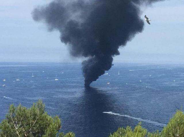 Yacht affondato a Portovenere, il proprietario pagherà anche il recupero