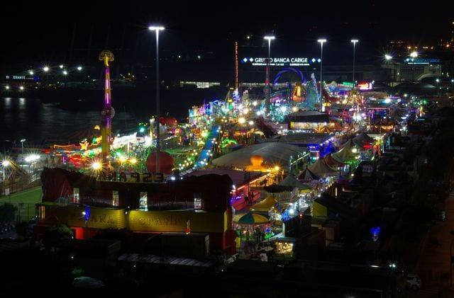 Luna Park di Genova resterà in piazzale Kennedy