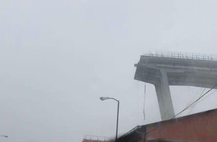 Crollo ponte Morandi, Autostrade pubblica la convenzione, Toninelli: