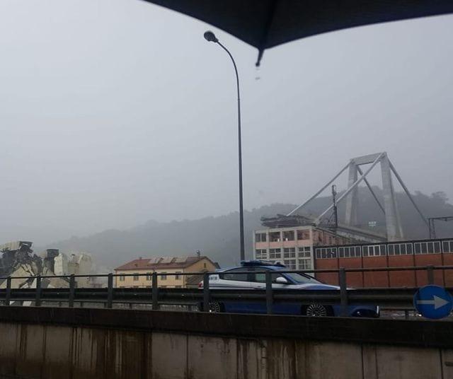 Crollo Ponte Morandi, Autostrade: