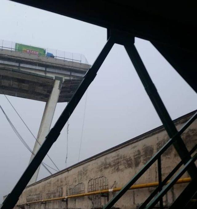 Genova - Crollato Ponte Morandi, salgono a 26 le vittime accertate