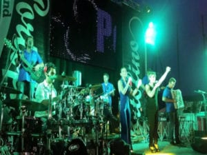 PalaCep, spettacolo musicale con la Portofino Orchestra Band