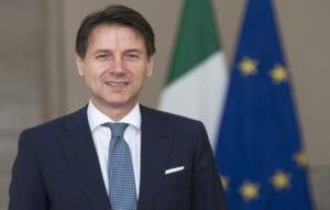 Decreto Genova, Conte: