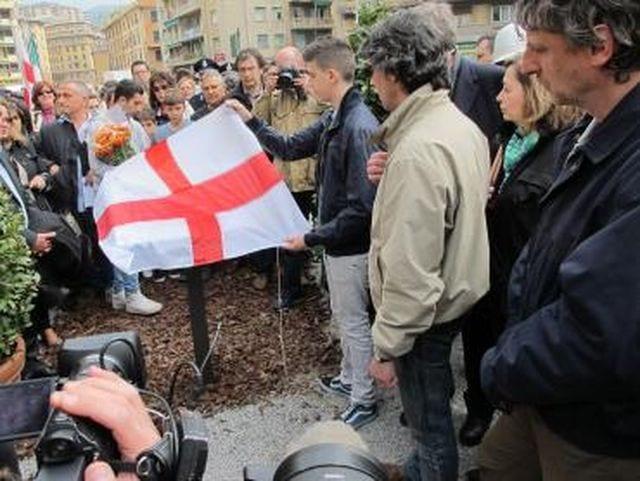 Alluvione a Genova, a Marassi la commemorazione delle vittime del 4 novembre 2011