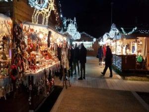 Loano, riapre il Mercatino Villaggio Magie di Natale