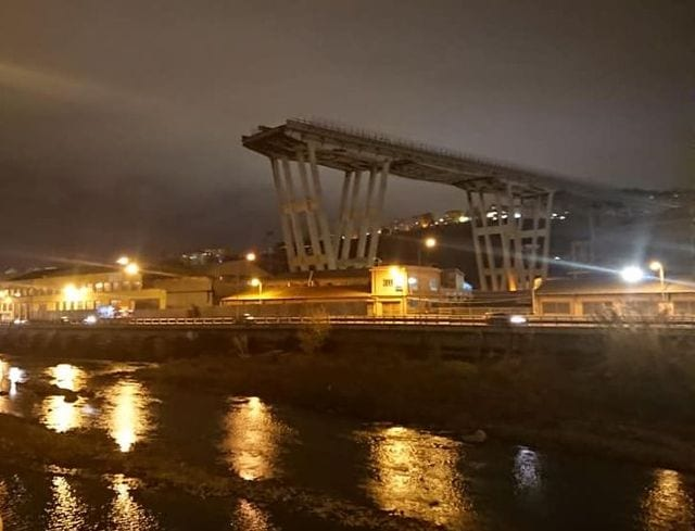 Ponte Morandi, ecco come sarà demolito - VIDEO