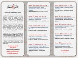 Genova nel Medioevo, nuova conferenza di GenovApiedi