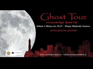 Ghost Tour, a caccia di fantasmi a Genova