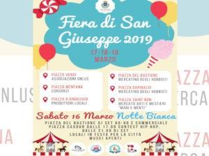 Fiera di San Giuseppe a La Spezia: tre giorni di festa e mercatini in città