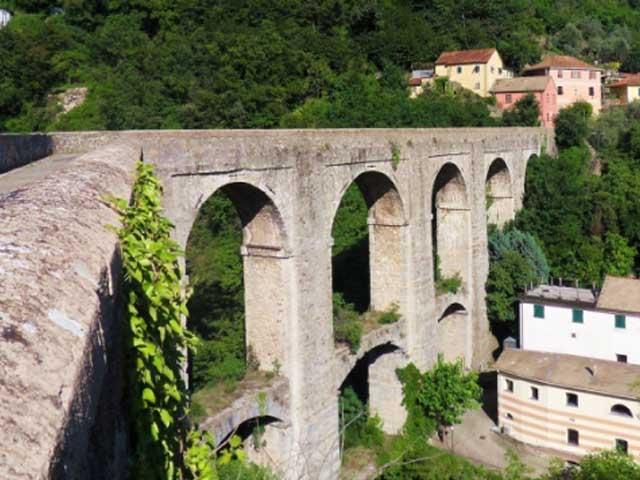 acquedotto storico genova
