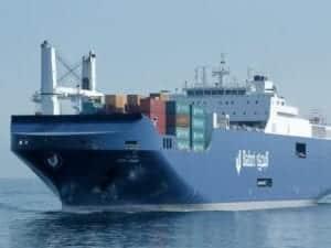 Bahri Yanbu nave saudita armi