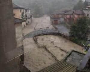 rossiglione alluvione 2019