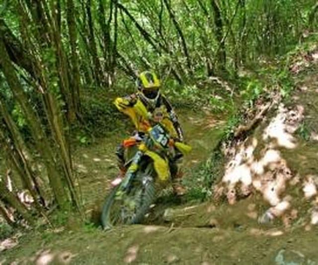 motocross sentieri