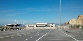 piazzale Kennedy parcheggio