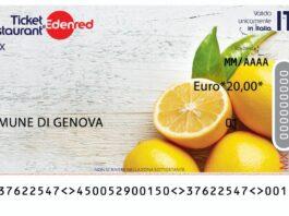 buoni spesa Comune Genova