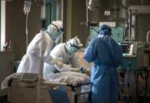 coronavirus covid19 ospedale malato