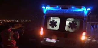 ambulanza bloccata cornigliano