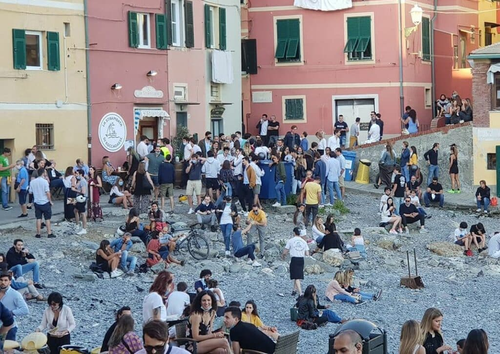 boccadasse movida post covid