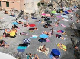 quinto spiaggia trogoli